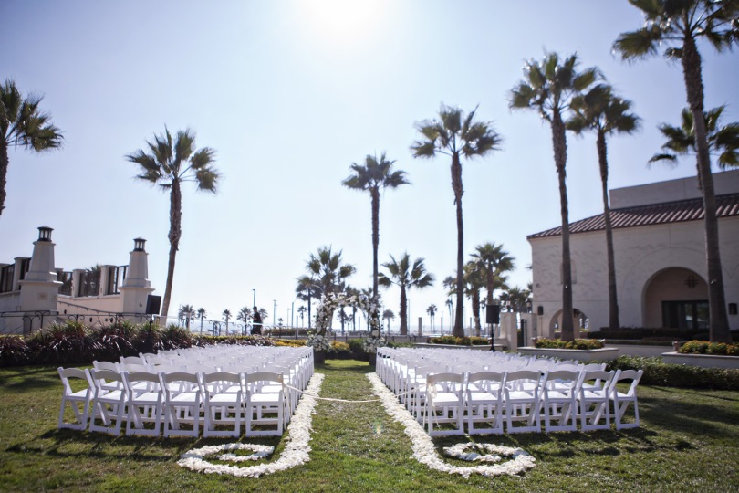 Hyatt Huntington Beach Wedding by Christie Rose Events 2