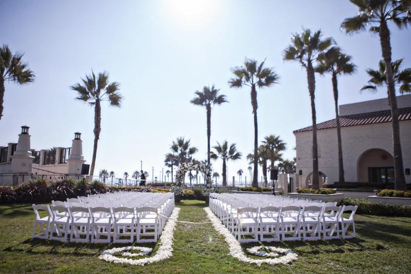 Hyatt Huntington Beach Wedding by Christie Rose Events 2