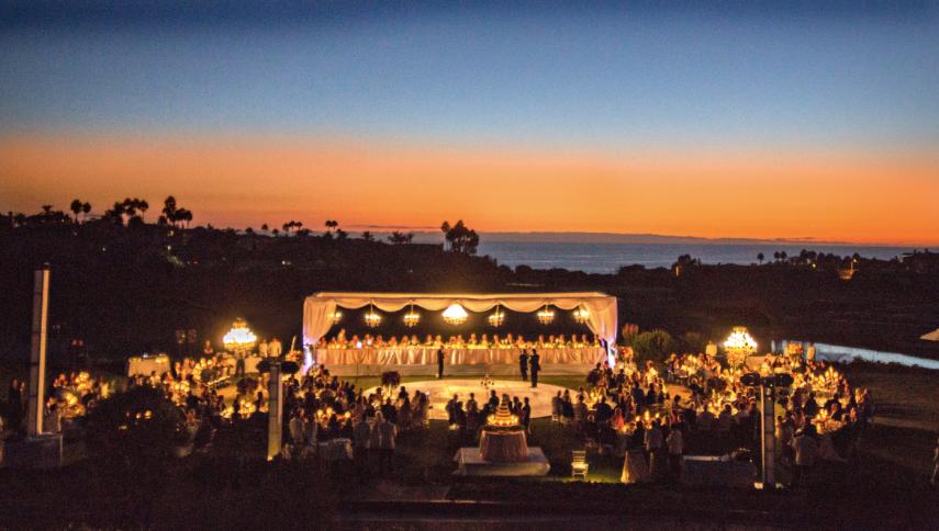 St. Regis Monarch Beach Wedding with Christie Rose Events